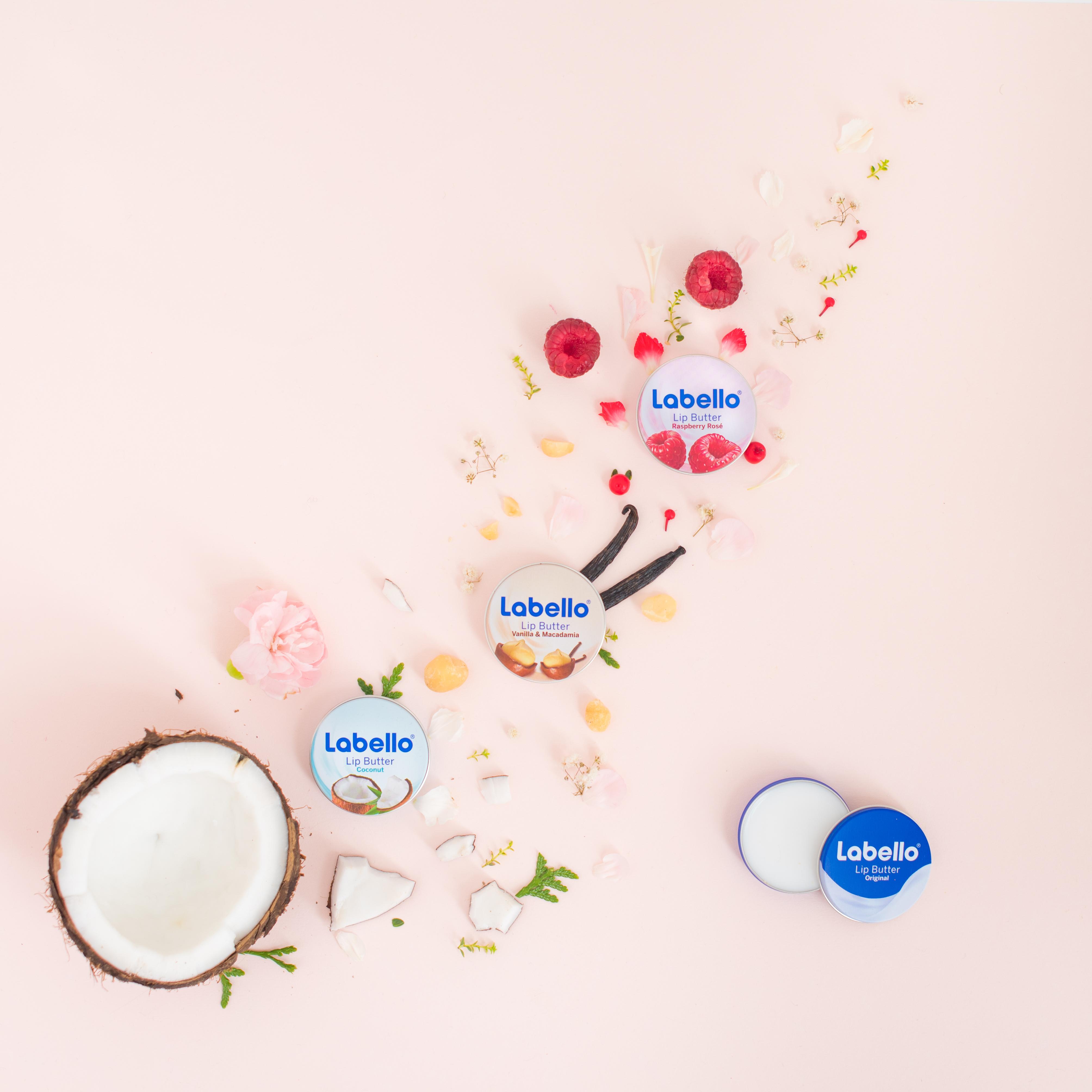 Nymphea's Factory – Labello lip butter
